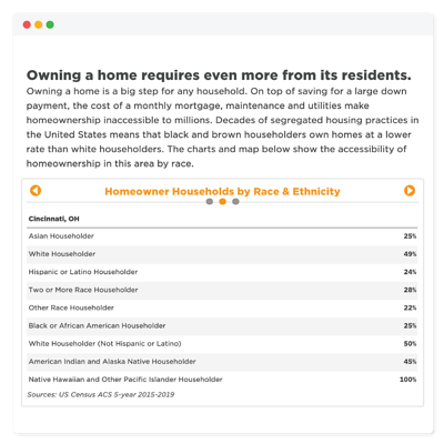 CSH - Homeownership Households by Race & Ethnicity
